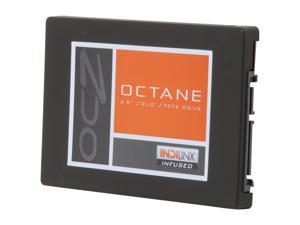 "OCZ Octane OCT1-25SAT3-256G 2.5"" 256GB SATA III 2Xnm Synchronous Mode Multi-Level Cell (MLC) Internal Solid State Drive (SSD)"