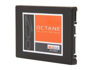 "OCZ Octane OCT1-25SAT3-512G 2.5"" 512GB SATA III 2Xnm Synchronous Mode Multi-Level Cell (MLC) Internal Solid State Drive (SSD)"