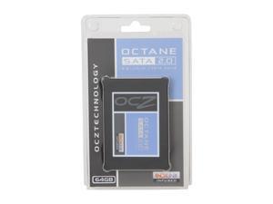 "OCZ Octane OCT1-25SAT2-64G 2.5"" MLC Internal Solid State Drive (SSD)"