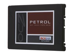 """OCZ Petrol PTL1-25SAT3-256G 2.5"""" 256GB SATA III MLC Internal Solid State Drive (SSD)"""