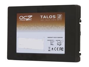"OCZ Talos 2 R Series TL2RSAK2G2M1X-0800 2.5"" Dual-Port SAS 6.0 Gbit/s (Full Duplex/Active-Active) Synchronous Mode Multi-Level ... - OEM"