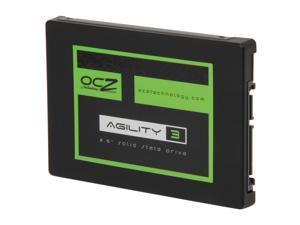 "OCZ Agility 3 AGT3-25SAT3-360G 2.5"" MLC Internal Solid State Drive (SSD)"