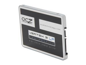 "OCZ Vertex 3 Low Profile 7mm Series VTX3LP-25SAT3-120G 2.5"" MLC Internal Solid State Drive (SSD)"
