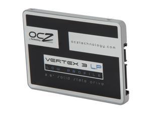 "OCZ Vertex 3 Low Profile 7mm Series VTX3LP-25SAT3-480G 2.5"" 480GB SATA III MLC Internal Solid State Drive (SSD)"