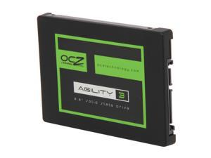 "OCZ Agility 3 AGT3-25SAT3-64G 2.5"" MLC Internal Solid State Drive (SSD)"