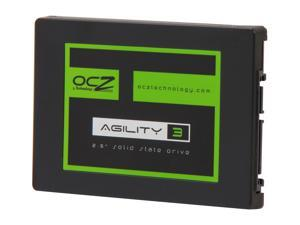 "OCZ Agility 3 AGT3-25SAT3-128G 2.5"" MLC Internal Solid State Drive (SSD)"