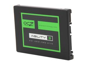 "OCZ Agility 3 AGT3-25SAT3-512G 2.5"" MLC Internal Solid State Drive (SSD)"