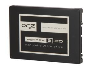 """OCZ Vertex 3.20 VTX3-25SAT3-120G.20 2.5"""" 120GB SATA III MLC Internal Solid State Drive (SSD)"""
