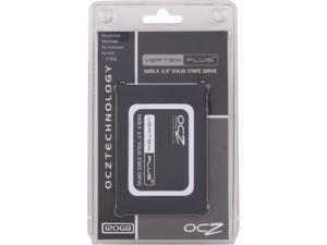 "Manufacturer Recertified OCZ Vertex Plus 2.5"" 120GB SATA II MLC Internal Solid State Drive (SSD) OCZSSD2-1VTXPL120G.RF"