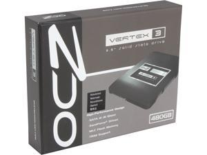 "OCZ Vertex 3 VTX3-35SAT3-480G 3.5"" MLC Internal Solid State Drive (SSD)"