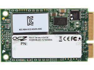 OCZ Nocti Series NOC-MSATA-120G.RF 120GB Mini-SATA (mSATA) MLC Internal Solid State Drive (SSD)
