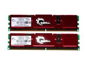 G.SKILL 2GB (2 x 1GB) 240-Pin DDR2 SDRAM DDR2 800 (PC2 6400) Dual Channel Kit Desktop Memory Model F2-6400PHU2-2GBNS
