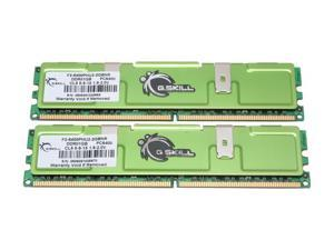 G.SKILL 2GB (2 x 1GB) 240-Pin DDR2 SDRAM DDR2 800 (PC2 6400) Dual Channel Kit Desktop Memory