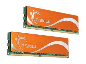 G.SKILL 4GB (2 x 2GB) 240-Pin DDR2 SDRAM DDR2 667 (PC2 5300) Dual Channel Kit Desktop Memory Model F2-5300CL5D-4GBMQ