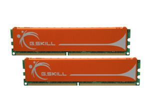 G.SKILL 4GB (2 x 2GB) 240-Pin DDR2 SDRAM DDR2 800 (PC2 6400) Dual Channel Kit Desktop Memory Model F2-6400CL6D-4GBMQ