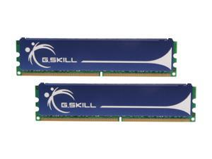 G.SKILL 4GB (2 x 2GB) 240-Pin DDR2 SDRAM DDR2 800 (PC2 6400) Dual Channel Kit Desktop Memory Model F2-6400CL5D-4GBPQ