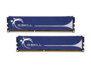 G.SKILL 2GB (2 x 1GB) 240-Pin DDR3 SDRAM DDR3 1333 (PC3 10600) Dual Channel Kit Desktop Memory