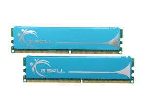 G.SKILL 2GB (2 x 1GB) 240-Pin DDR2 SDRAM DDR2 1066 (PC2 8500) Dual Channel Kit Desktop Memory Model F2-8500CL5D-2GBPK
