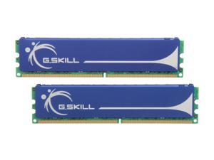 G.SKILL 4GB (2 x 2GB) 240-Pin DDR2 SDRAM DDR2 1000 (PC2 8000) Dual Channel Kit Desktop Memory