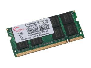 G.SKILL 1GB 200-Pin DDR2 SO-DIMM Memory For Apple Notebook