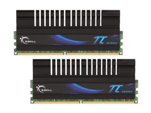 G.SKILL 4GB (2 x 2GB) 240-Pin DDR2 SDRAM DDR2 1066 (PC2 8500) Dual Channel Kit Desktop Memory