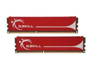 G.SKILL 2GB (2 x 1GB) 240-Pin DDR3 SDRAM DDR3 1600 (PC3 12800) Dual Channel Kit Desktop Memory