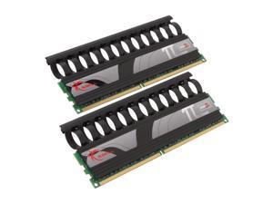 G.SKILL PI Black 4GB (2 x 2GB) 240-Pin DDR2 SDRAM DDR2 900(PC2 7200) Dual Channel Kit Desktop Memory Model F2-7200CL4D-4GBPI-B
