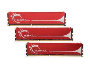 G.SKILL 6GB (3 x 2GB) 240-Pin DDR3 SDRAM DDR3 1333 (PC3 10666) Triple Channel Kit Desktop Memory Model F3-10666CL9T-6GBNQ