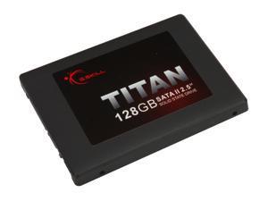"""G.SKILL TITAN Series FM-25S2S-128GBT1 2.5"""" 128GB SATA II MLC Internal Solid State Drive (SSD)"""