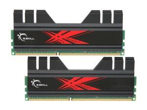 G.SKILL Trident 4GB (2 x 2GB) 240-Pin DDR3 SDRAM DDR3 1600 (PC3 12800) Desktop Memory Model F3-12800CL8D-4GBTD