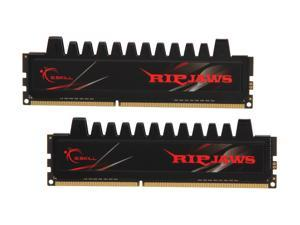 G.SKILL Ripjaws Series 4GB (2 x 2GB) 240-Pin DDR3 SDRAM DDR3 1333 (PC3 10666) Desktop Memory Model F3-10666CL7D-4GBRH