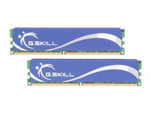 G.SKILL 8GB (2 x 4GB) 240-Pin DDR2 SDRAM DDR2 800 (PC2 6400) Desktop Memory Model F2-6400CL5D-8GBPQ