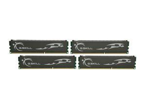 G.SKILL ECO 8GB (4 x 2GB) 240-Pin DDR3 SDRAM DDR3 1600 (PC3 12800) Desktop Memory Model F3-12800CL8Q-8GBECO
