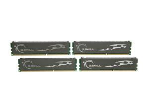 G.SKILL ECO 8GB (4 x 2GB) 240-Pin DDR3 SDRAM DDR3 1600 (PC3 12800) Desktop Memory Model F3-12800CL7Q-8GBECO