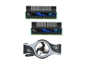 G.SKILL PIS Series 4GB (2 x 2GB) 240-Pin DDR3 SDRAM DDR3 2000 (PC3 16000) Desktop Memory Model F3-16000CL6D-4GBPIS