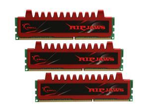 G.SKILL Ripjaws Series 12GB (3 x 4GB) 240-Pin DDR3 SDRAM DDR3 1333 (PC3 10666) Desktop Memory Model F3-10666CL9T-12GBRL