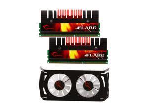 G.SKILL Flare 4GB (2 x 2GB) 240-Pin DDR3 SDRAM DDR3 2000 (PC3 16000) Desktop Memory Model F3-16000CL7D-4GBFLS