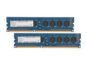 G.SKILL NS 4GB (2 x 2GB) 240-Pin DDR3 SDRAM DDR3 1333 (PC3 10666) Desktop Memory Model F3-10666CL9D-4GBNS