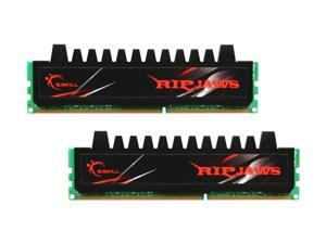 G.SKILL Ripjaws Series 8GB (2 x 4GB) 240-Pin DDR3 SDRAM DDR3 1600 (PC3 12800) Desktop Memory