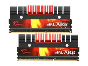 G.SKILL Flare Series 8GB (2 x 4GB) 240-Pin DDR3 SDRAM DDR3 2000 (PC3 16000) Desktop Memory