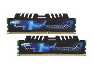 G.SKILL Ripjaws X Series 4GB (2 x 2GB) 240-Pin DDR3 SDRAM DDR3 1333 (PC3 10666) Desktop Memory Model F3-10666CL7D-4GBXH