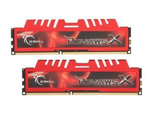G.SKILL Ripjaws X Series 8GB (2 x 4GB) 240-Pin DDR3 SDRAM DDR3 2133 (PC3 17000) Desktop Memory Model F3-17000CL11D-8GBXL