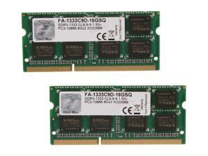 G.SKILL 16GB (2 x 8GB) DDR3 1333 (PC3 10600) Memory for Apple Model FA-1333C9D-16GSQ