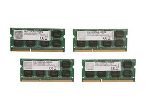 G.SKILL 16GB (4 x 4GB) DDR3 1333 (PC3 10600) Memory for Apple Model FA-1333C9Q-16GSQ