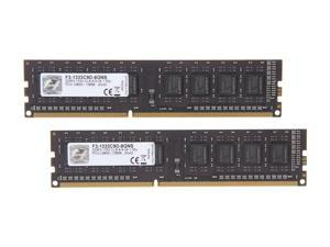 G.SKILL NS Series 8GB (2 x 4GB) 240-Pin DDR3 SDRAM DDR3 1333 (PC3 10600) Desktop Memory Model F3-1333C9D-8GNS