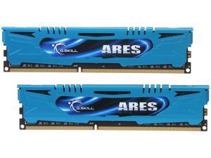 G.SKILL Ares Series 16GB (2 x 8GB) 240-Pin DDR3 SDRAM DDR3 2400 (PC3 19200) Desktop Memory Model F3-2400C11D-16GAB