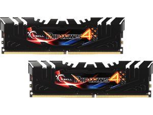 G.SKILL Ripjaws 4 Series 16GB (2 x 8GB) 288-Pin DDR4 SDRAM DDR4 3000 (PC4 24000) Intel X99 Platform Extreme Performance Memory ...
