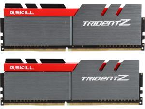 G.SKILL TridentZ Series 32GB (2 x 16GB) 288-Pin DDR4 SDRAM DDR4 3000 (PC4 24000) Intel Z170 Platform Desktop Memory Model F4-3000C15D-32GTZ