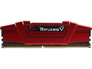 G.SKILL Ripjaws V Series 8GB 288-Pin DDR4 SDRAM DDR4 2800 (PC4 22400) Intel Z170 Platform Desktop Memory Model ...