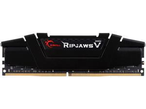 G.SKILL Ripjaws V Series 16GB 288-Pin DDR4 SDRAM DDR4 3200 (PC4 25600) Intel Z170 Platform Desktop Memory Model F4-3200C16S-16GVK